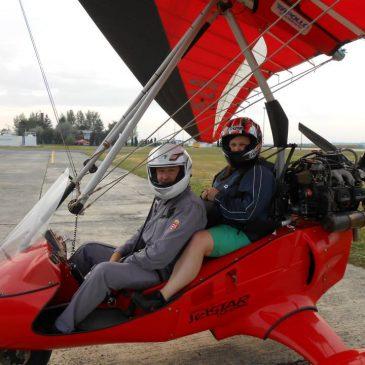 Repülős hétvége – Pér